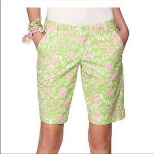Lilly Pulitzer Sunny Side Lion Chipper Shorts